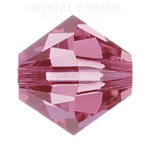 Swarovski 3mm Xilion Beads Rose - Pack of 1440
