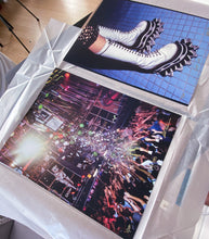 Load image into Gallery viewer, Platform Shoes - Archival Photo Print 16x20 with Frame - Limited Edition - Signed by Steve Eichner