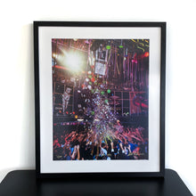 Load image into Gallery viewer, Money Drop - Archival Photo Print 16x20 with Frame - Limited Edition - Signed by Steve Eichner
