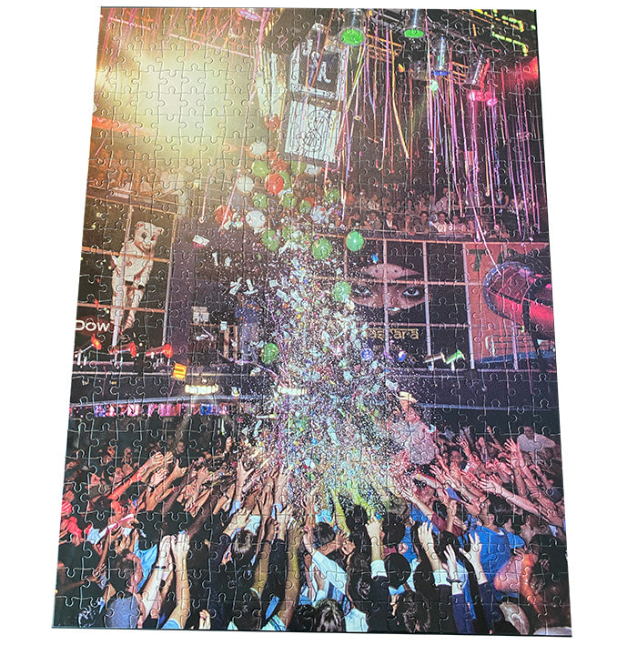 Money Drop - Jigsaw Puzzle 500 Pieces - Original Photo by Steve Eichner
