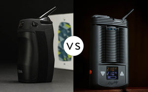 Boundless Tera Vs Mighty Vaporizer