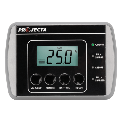 Projecta Intelli-Charge 240 Volt Battery Charger 25Amp (IC2500) - Home of 12 Volt Online