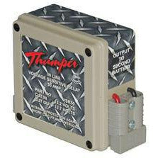 Thumper In line VSR50 Dual Battery Isolator - rated to 50Amps 12V - Home of 12 Volt Online