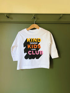 Kind Kids Club Long Sleeve T-shirt