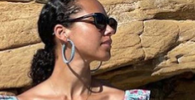 ALICIA KEYS CELEBRATES HER BIRTHDAY