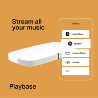 Sonos 3.1 Set with Playbase