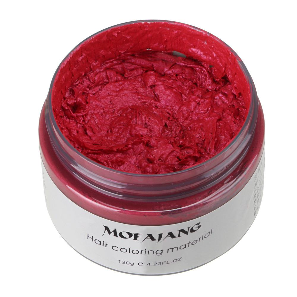 Color Hair Wax