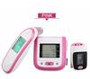 Super Kit: Blood Pressure Monitor + Infrared Ear Thermometer