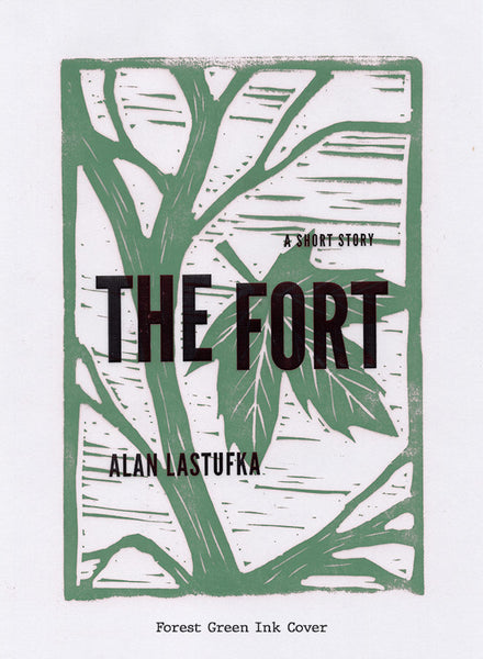 Fort: A Short Story - Limited Linocut Edition