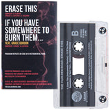Erase This Cassette Tape