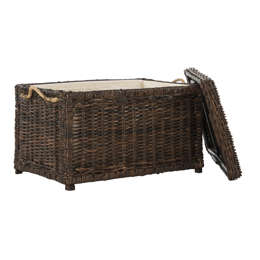 "Jacob 30"" Wicker Storage Trunk"