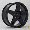 6Performance Loaded 02, 20 x 8.5 inch, 5x120 PCD, ET45, Black, Set Of Four