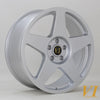 6Performance Loaded 02, 20 x 8.5 inch, 5x114 PCD, ET45, Silver, Set Of Four