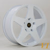 6Performance Loaded 02, 20 x 8.5 inch, 5x160 PCD, ET50, White, Set Of Four