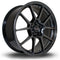 Rota AR10, 19 x 8.5 inch, 5114 PCD, ET44, HBlack, Set of Four