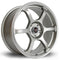 Rota Boost, 17 x 8 inch, 4114 PCD, ET35, Steelgrey, Set of Four