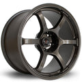 Rota Boost, 18 x 10 inch, 5x114 PCD, ET35, Gunmetal, Set of Four