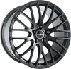 Calibre - Altus 9.0x20 (Gloss Black) 5x120 PCD, Set of four