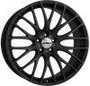 Calibre - Altus 9.0x20 (Matt Black) 5x120 PCD, Set of four