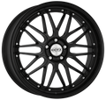 Dotz - Revvo Black Edt. 7.5x17 (Matt Black) 5x114.3 PCD, Set of four