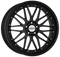 Dotz - Revvo Black Edt. 8.0x19 (Matt Black) 5x112 PCD, Set of four