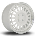 Rota EG6, 16 x 7 inch, 4x100 PCD, ET35, RLWhite, Set of Four