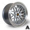 Autostar Essen, 18 x 8.5 inch, 5112 PCD, ET35, RLSilver, Set of Four