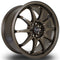 Rota Fight, 17 x 8 inch, 5100~5114 PCD, ET48, MBronze3, Set of Four