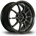 Rota Fight, 18 x 8.5 inch, 5100~5114 PCD, ET30, HBlack, Set of Four