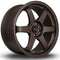 Rota Grid, 18 x 8.5 inch, 5110 PCD, ET35, MBronze2, Set of Four