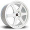 Rota Grid, 18 x 8.5 inch, 5114 PCD, ET44, White, Set of Four