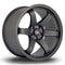 Rota Grid, 18 x 9.5 inch, 5112 PCD, ET38, FBlack2, Set of Four