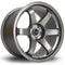 Rota Grid, 18 x 9.5 inch, 5108 PCD, ET35, Steelgrey, Set of Four