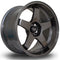 Rota GTR-D, 18 x 10 inch, 5114 PCD, ET35, Gunmetal, Set of Four