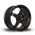 Rota GTR, 17 x 7.5 inch, 5114 PCD, ET35, Gunmetal, Set of Four