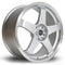 Rota GTR, 18 x 8.5 inch, 5114 PCD, ET30, RLSilver, Set of Four