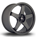 Rota GTR, 19 x 9 inch, 5x108 PCD, ET42, FBlack2, Set of Four