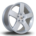 356 Wheels Kudos, 20 x 8.5 inch, 6139 PCD, ET35, Silver, Set of Four