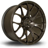 Linea Corse LC818, 19 x 10 inch, 5x114 PCD, ET38, Gunmetal, Set of Four