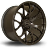 Linea Corse LC818, 19 x 11 inch, 5x114 PCD, ET25, Gunmetal, Set of Four