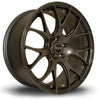 Linea Corse LC818, 19 x 8.5 inch, 5x114 PCD, ET38, Gunmetal, Set of Four