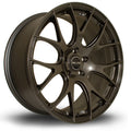 Linea Corse LC818, 19 x 8.5 inch, 5108 PCD, ET42, Gunmetal, Set of Four
