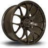Linea Corse LC818, 19 x 9.5 inch, 5x114 PCD, ET20, Gunmetal, Set of Four
