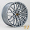6Performance Loaded, 20 x 8.5 inch, 5120 PCD, ET35, RFGunmetal, Set of Four