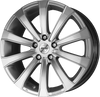 MOMO - Europe 7.0x16 (Hyper Silver) 4x108 PCD, Set of four