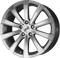 MOMO - Europe 6.5x15 (Hyper Silver) 5x114.3 PCD, Set of four