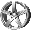 MOMO - Hyperstar 8.0x18 (Hyper Silver) 5x120 PCD, Set of four