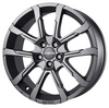 MOMO - Quantum 7.0x17 (Gunmetal) 4x108 PCD, Set of four