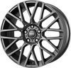 MOMO - Revenge 6.5x15 (Gunmetal) 4x108 PCD, Set of four