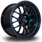 Rota MXR, 18 x 9.5 inch, 5114 PCD, ET20, NeoChrome, Set of Four